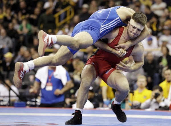 Photos: U S  Olympic Wrestling Trials | Wrestling | siouxcityjournal com