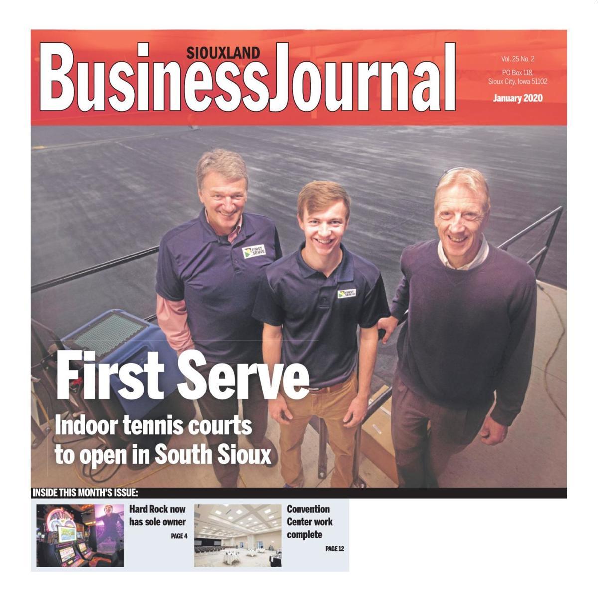 Siouxland Business Journal - January 2020