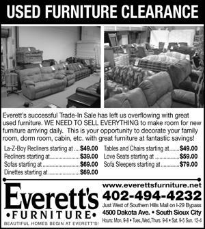 Used Furniture Clearance