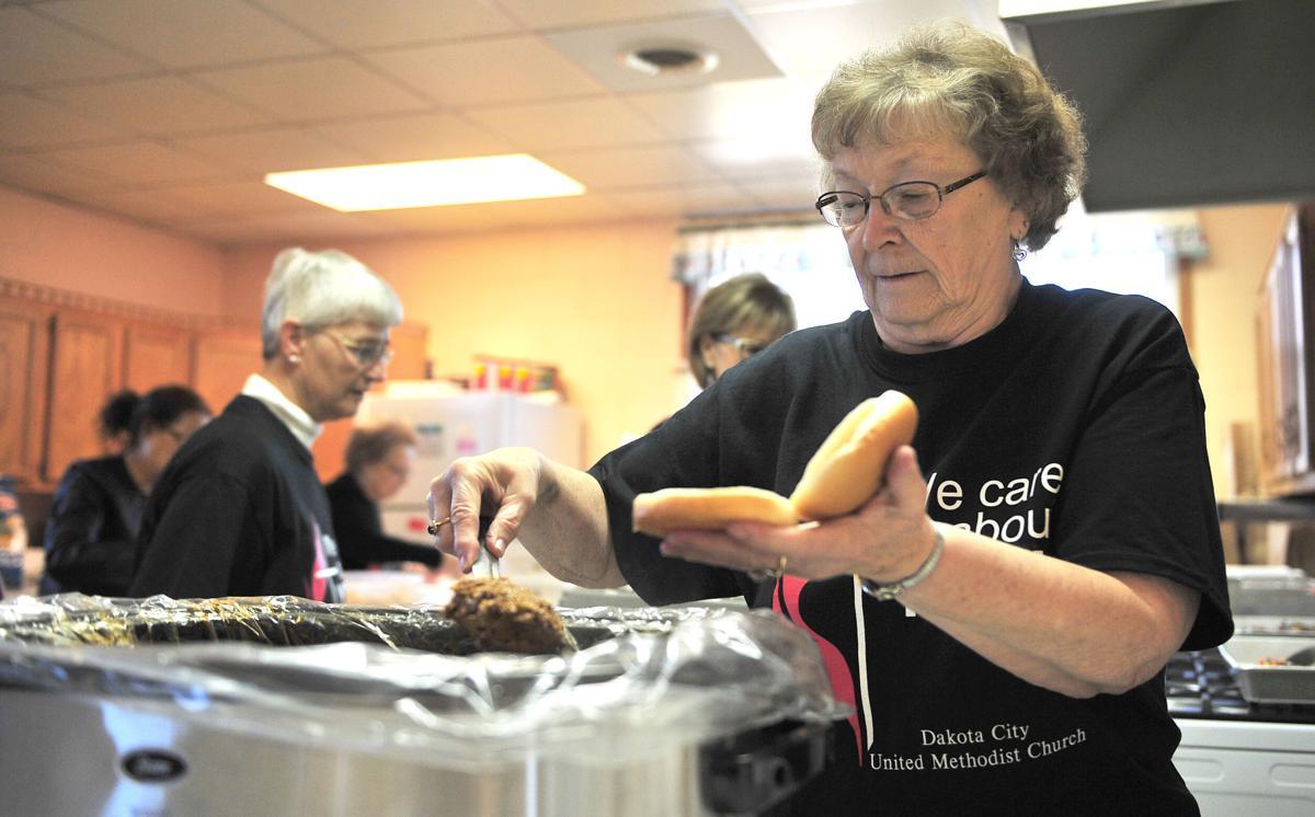 Dakota City Election Day Luncheon