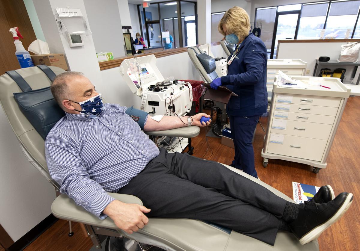COVID-19 plasma donations 2