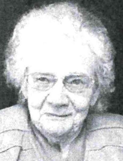 Bertha Metcalf