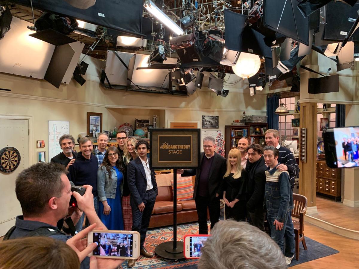 Going Out With A Bang Big Bang Theory Actors Say Goodbye