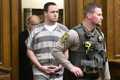 Curtis Van Dam Sentencing