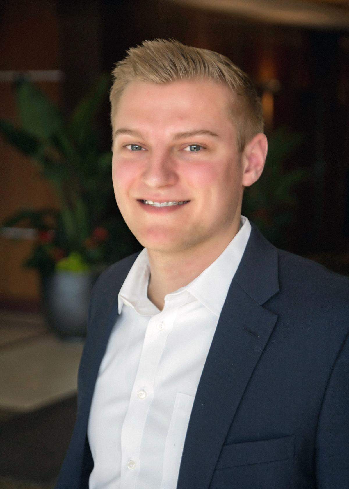 Blake Van Ginkel