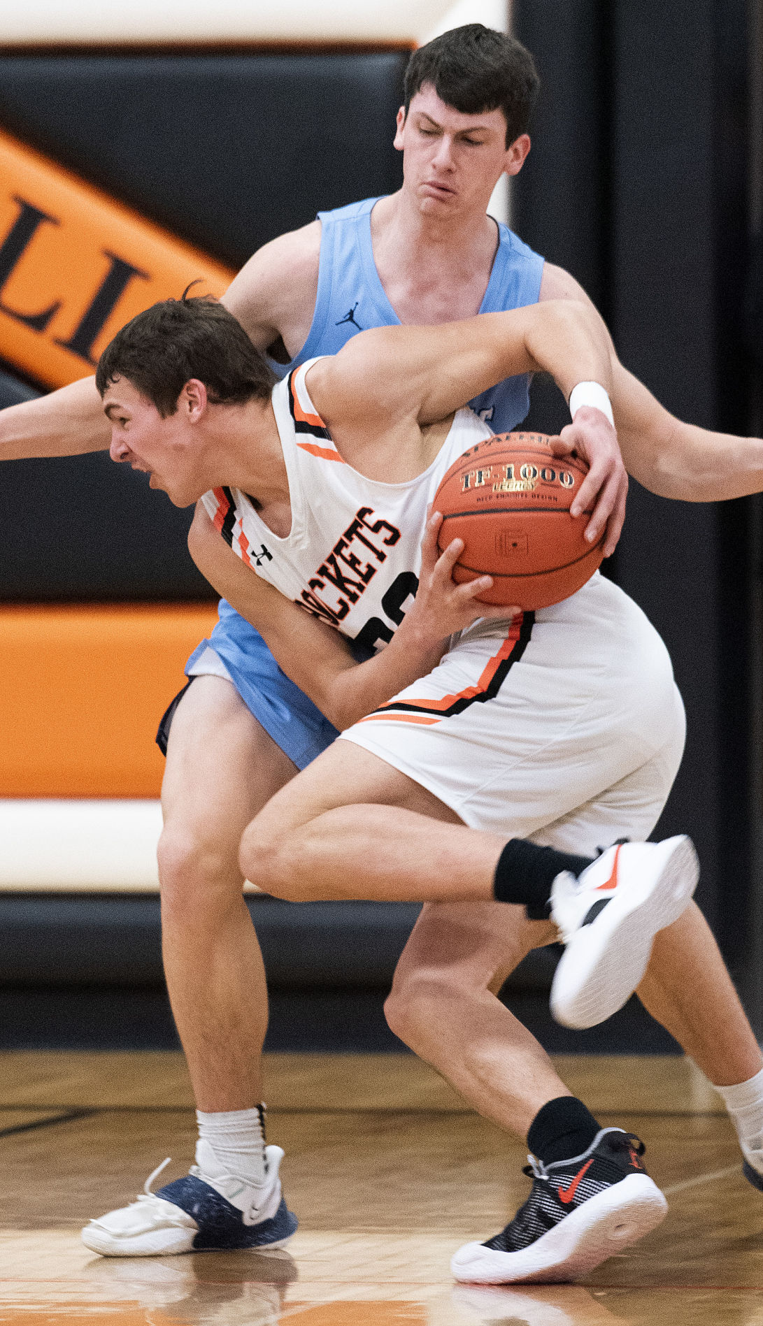Rock Valley vs Unity Christian basketball