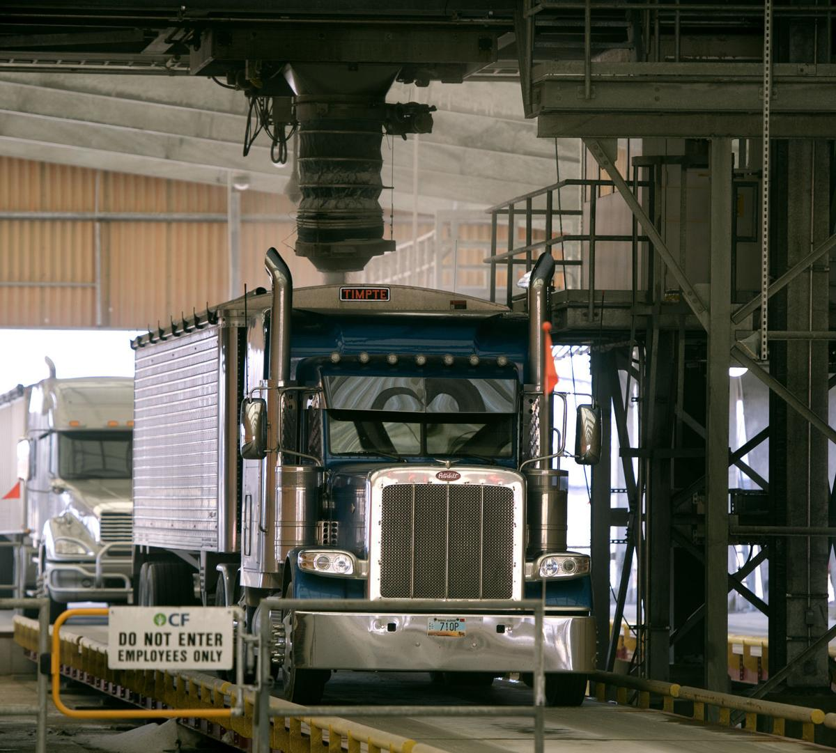 PROGRESS: CF Industries' new plants have 'exceeded our