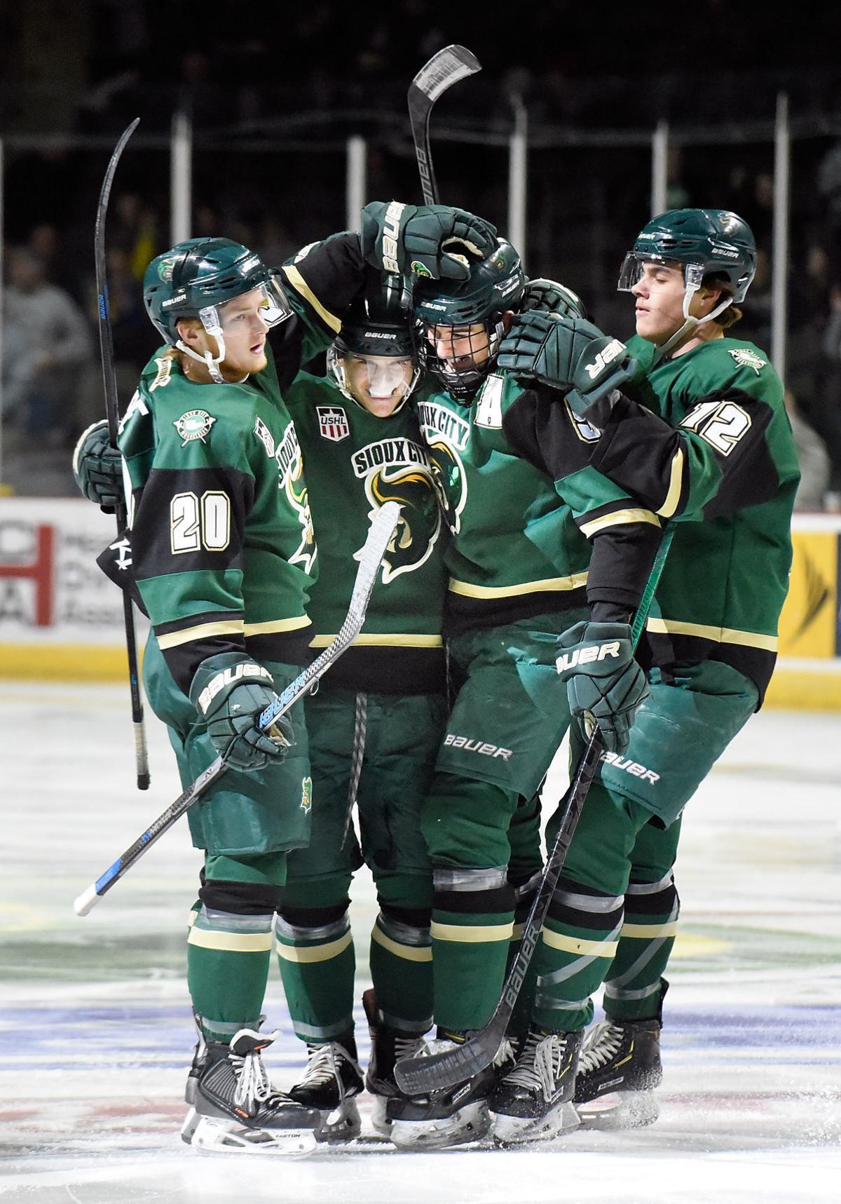 Hockey Musketeers vs. Sioux Falls Stampede (Weekender)