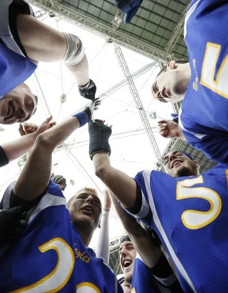 Photos: Marcus-Meriden-Cleghorn football vs Don Bosco   Football   siouxcityjournal.com