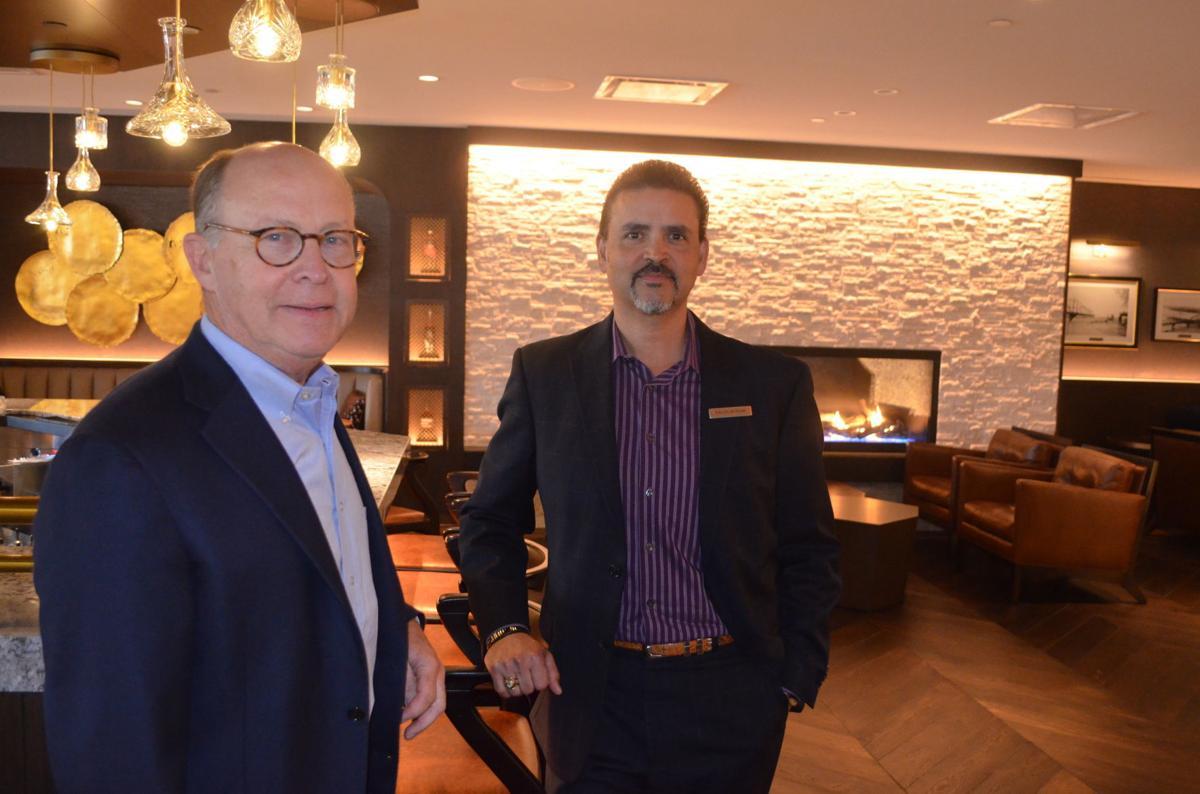 John Gleeson and Ralph Bobian
