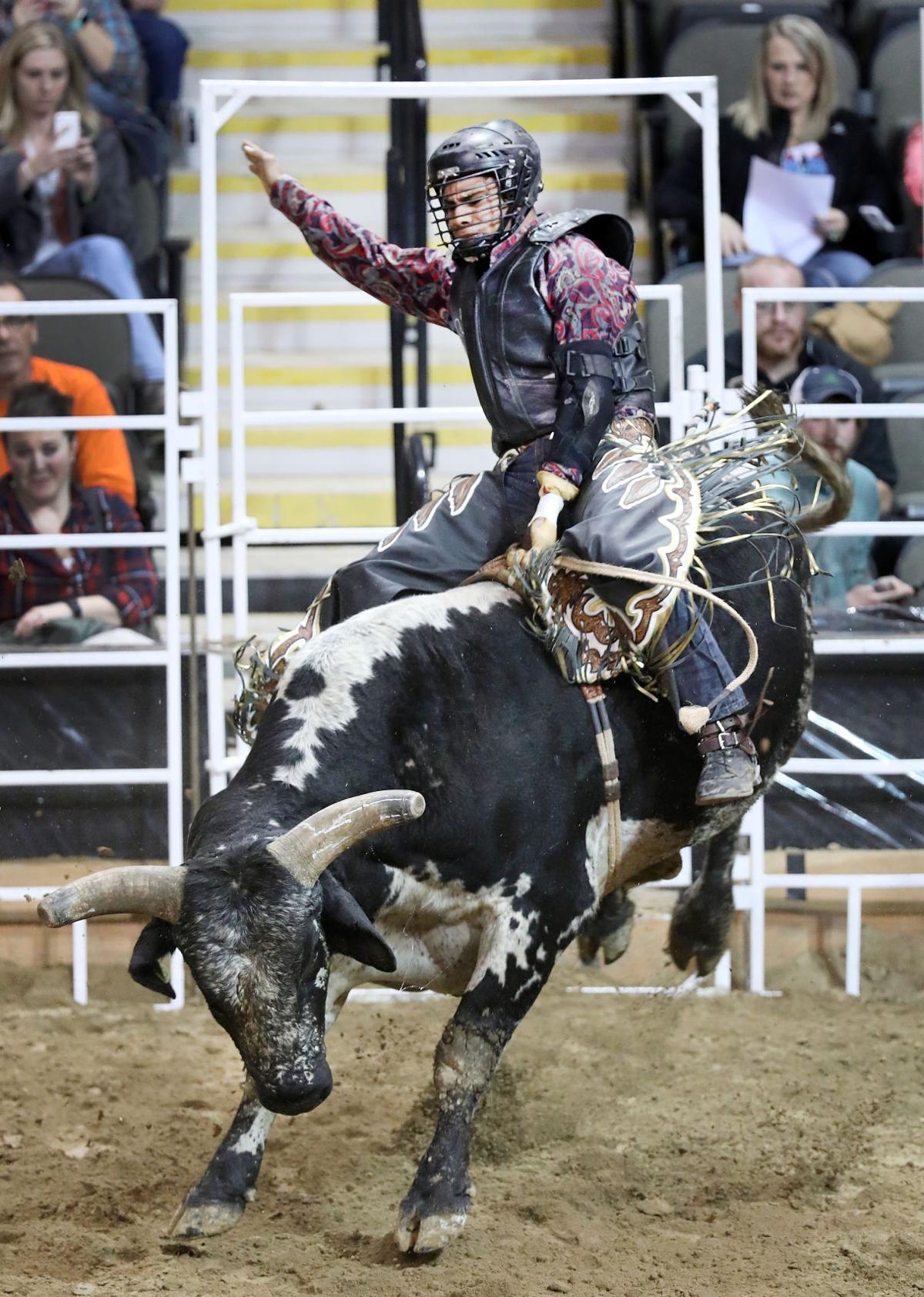 Rawhide Bull Riding Challenge