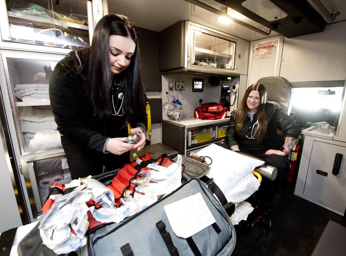 Siouxland Paramedics medical student