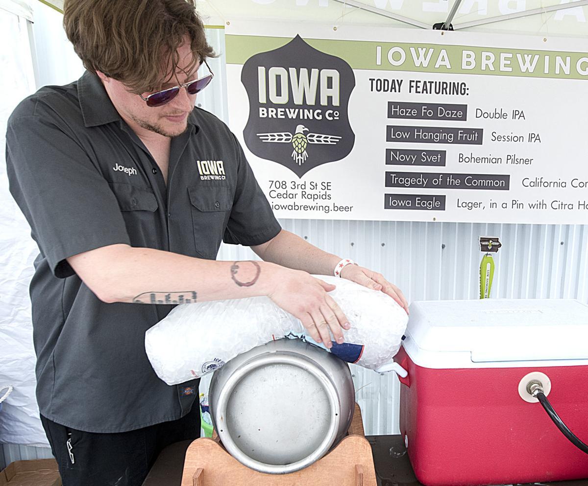 Iowa City Beer Brew