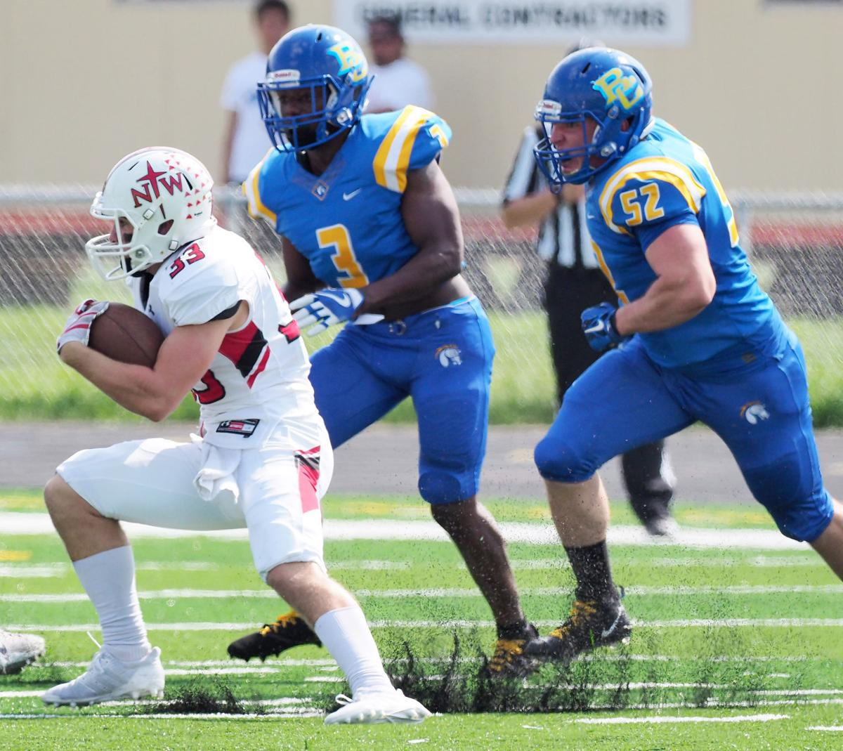 Northwestern at Briar Cliff football
