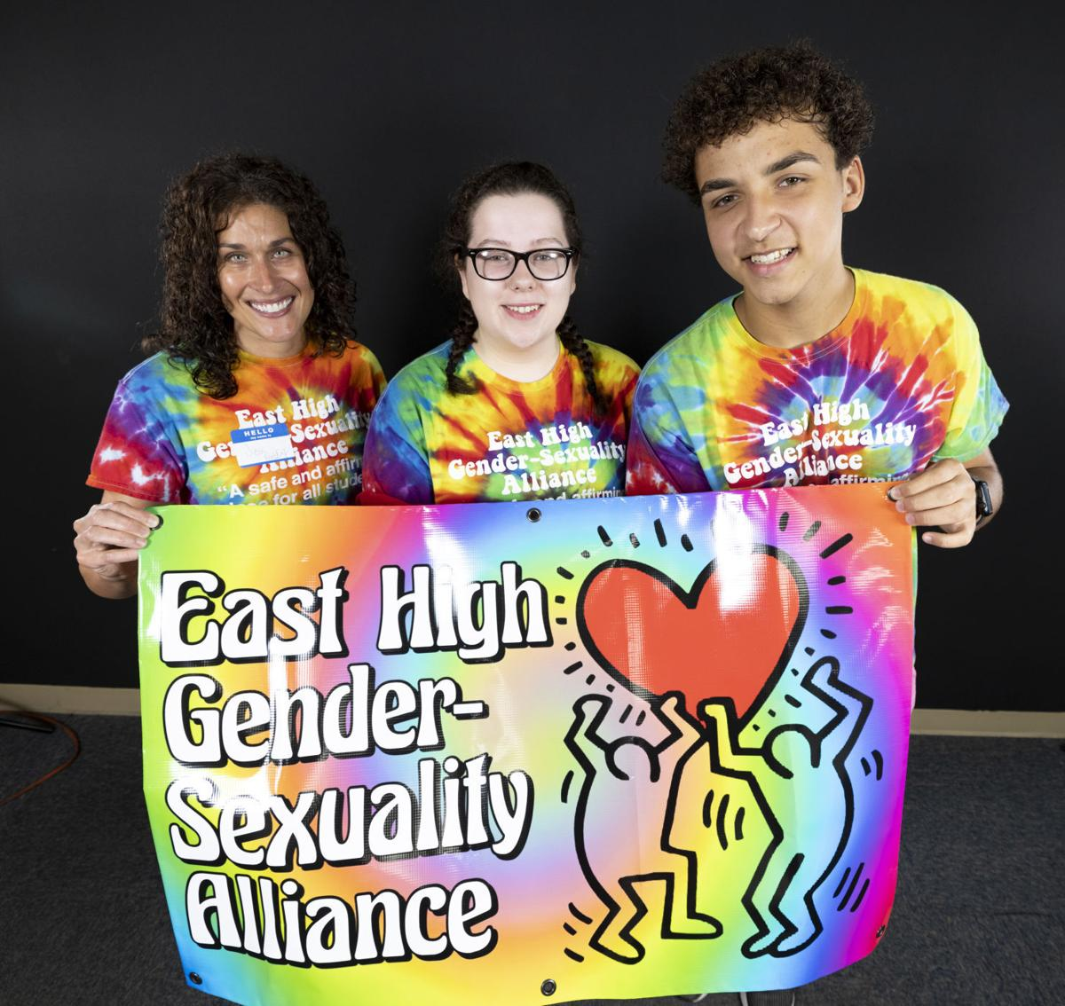 East High School's Gender-Sexuality Alliance