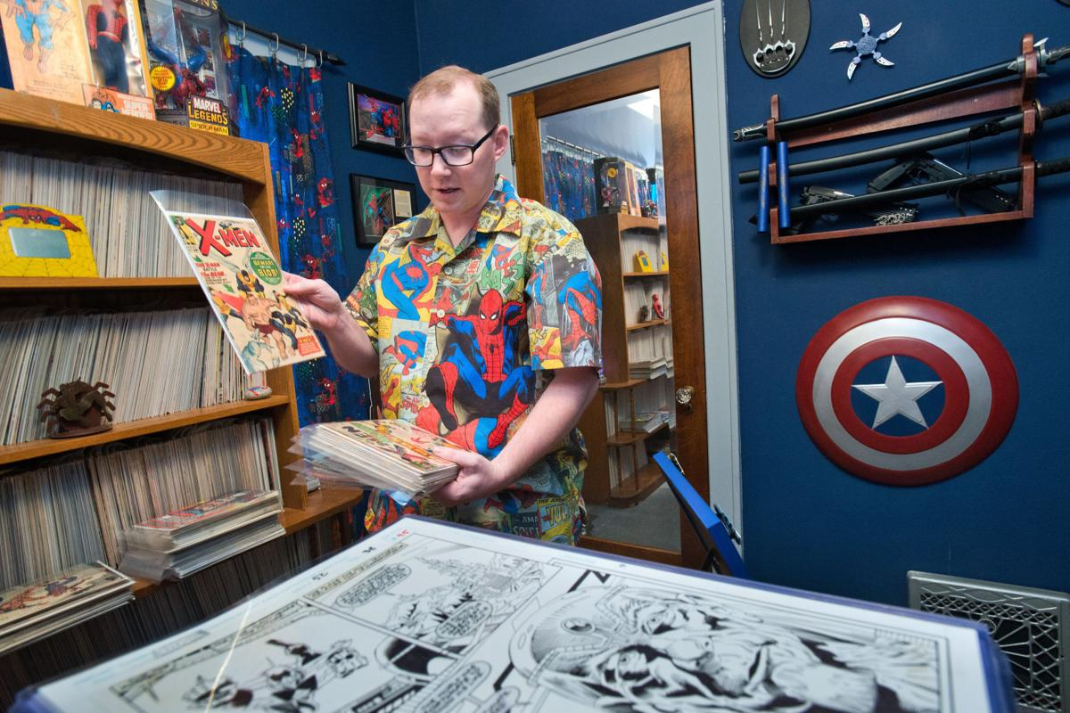 Comic Books Justin Knecht