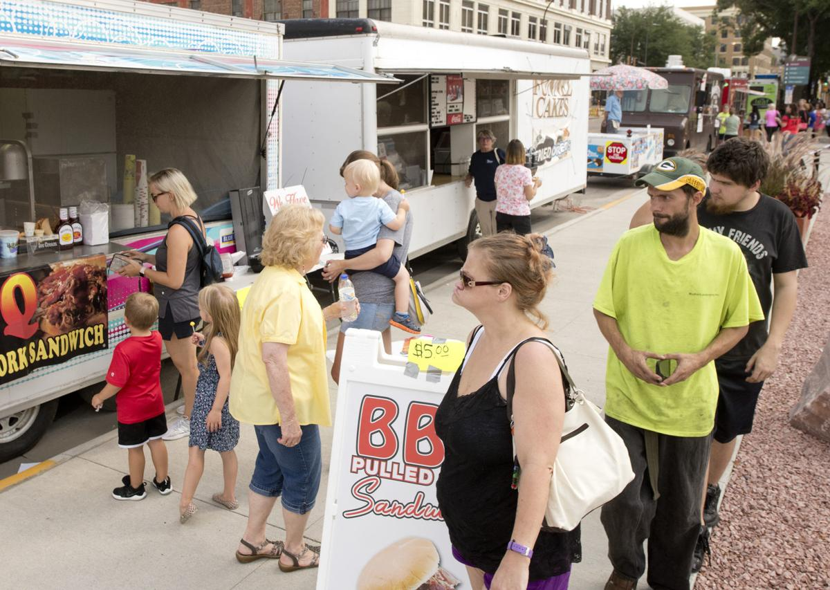 Sioux City Food Truck Friday
