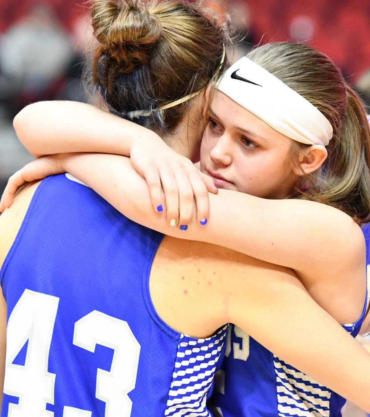 Newell-Fonda vs Springville state basketball