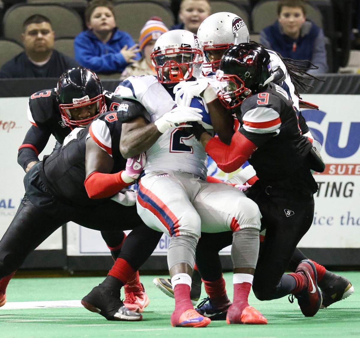 Bandits football vs Bloomington Edge