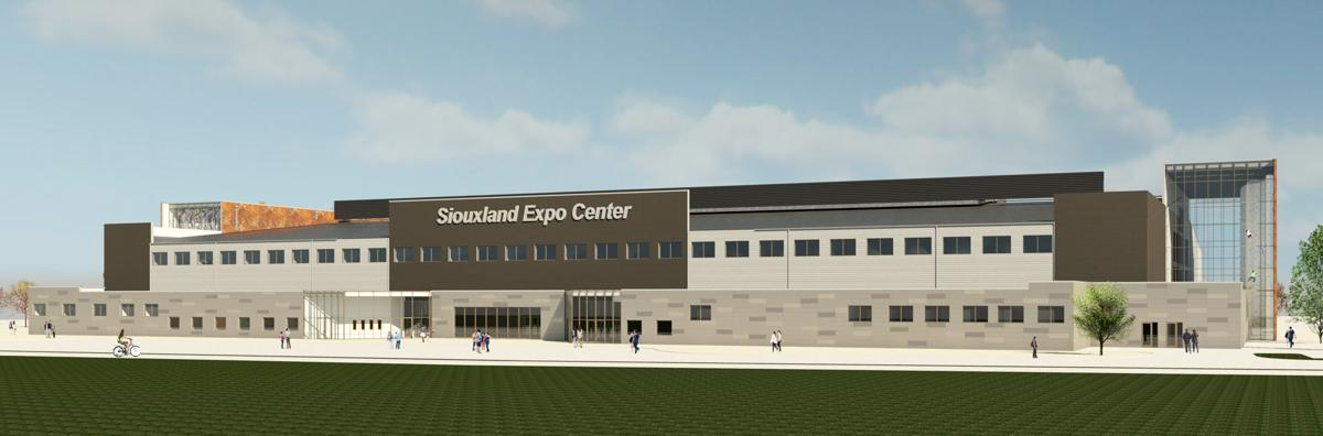 Siouxland Expo Center - New Rendering