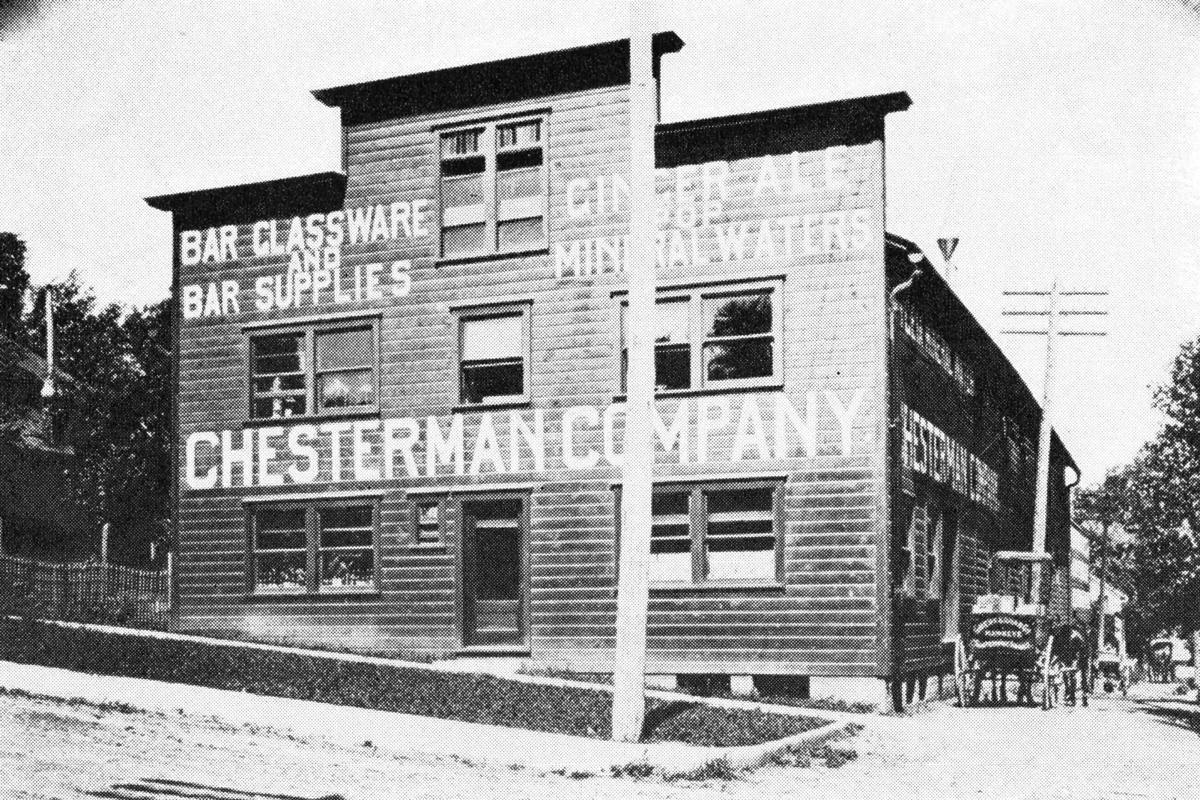 Chesterman Company, 1919