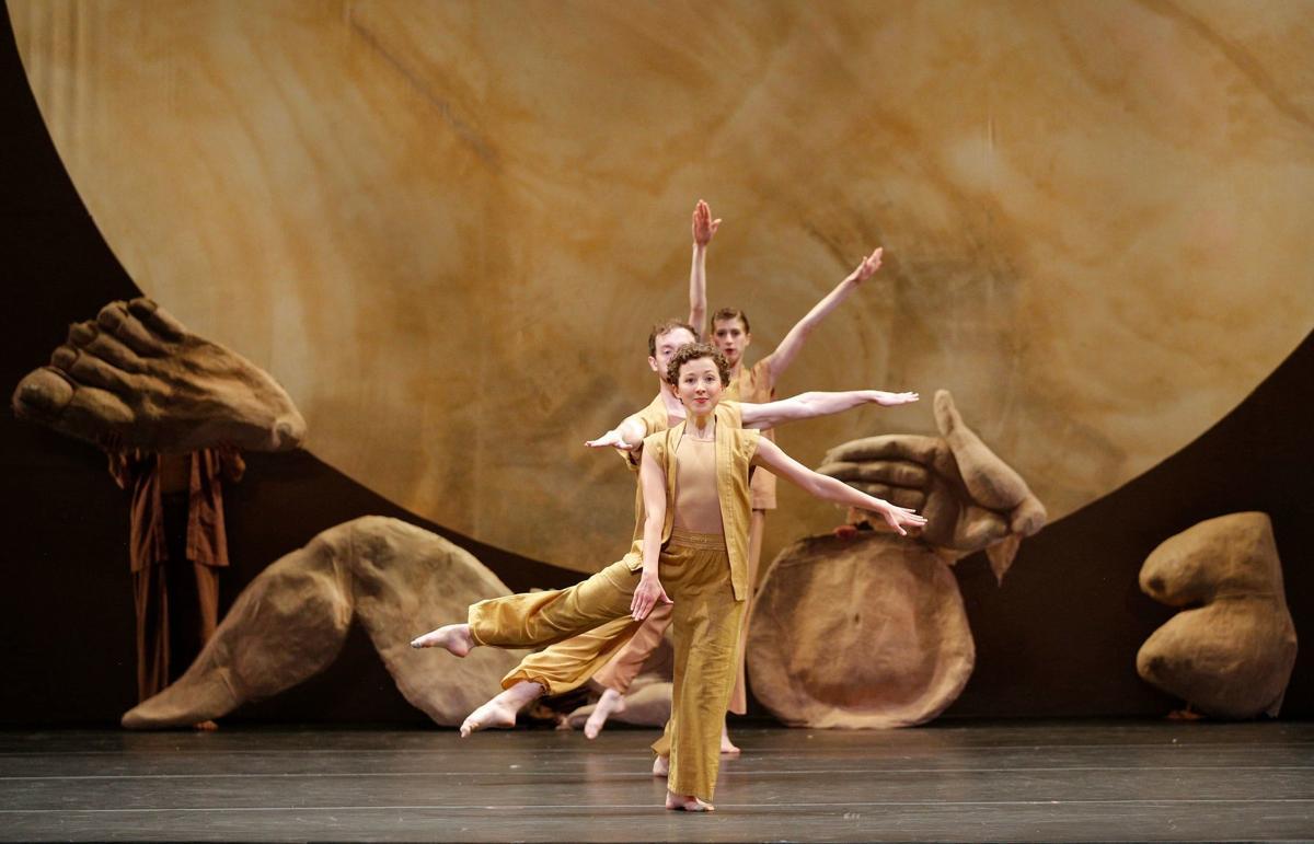 Macy Sullivan dance piece