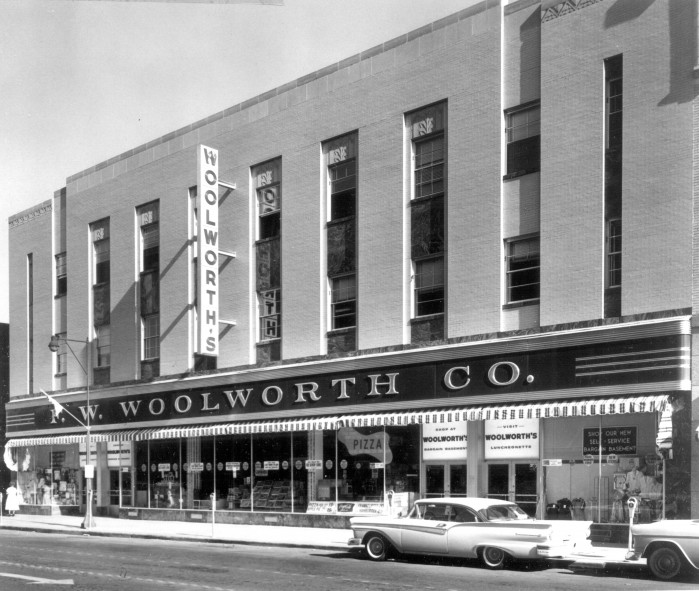 F W Woolworth Co Siouxland History