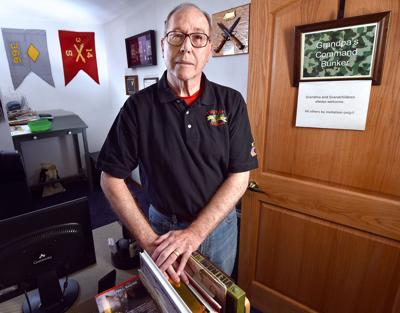 Vietnam war John Mansfield