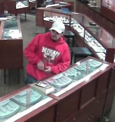 Helzberg diamonds heist
