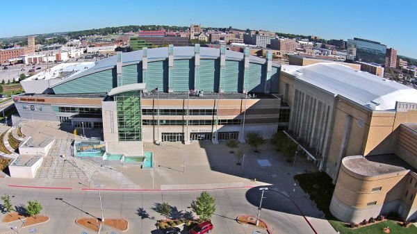 10. Tyson Events Center braced for competition from Sioux Falls, Lincoln