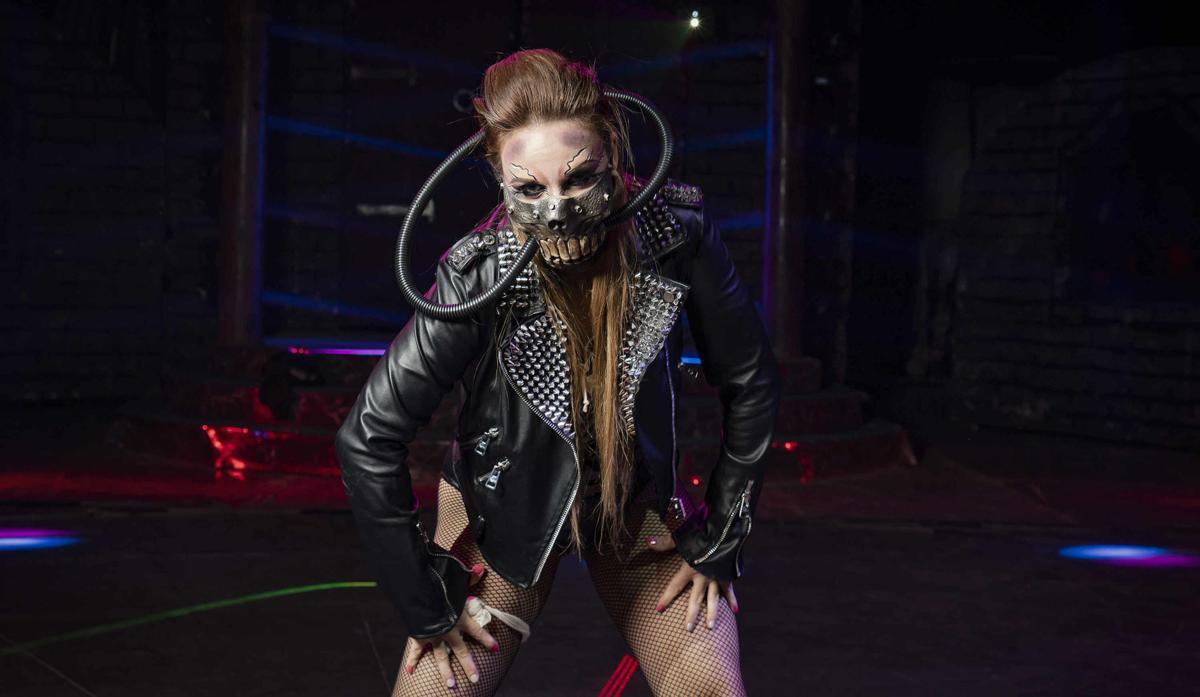 paranormal cirque's jenifer carmona