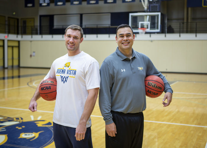 Buena Vista welcomes two new basketball coaches