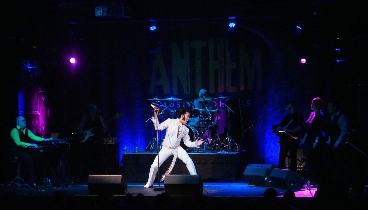 Ultimate Elvis Tribute Artist Contest