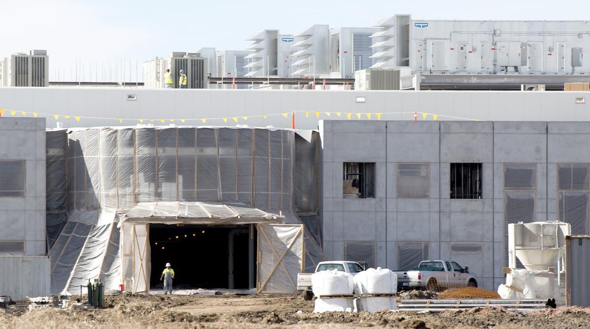 Seaboard Triumph Foods plant construction