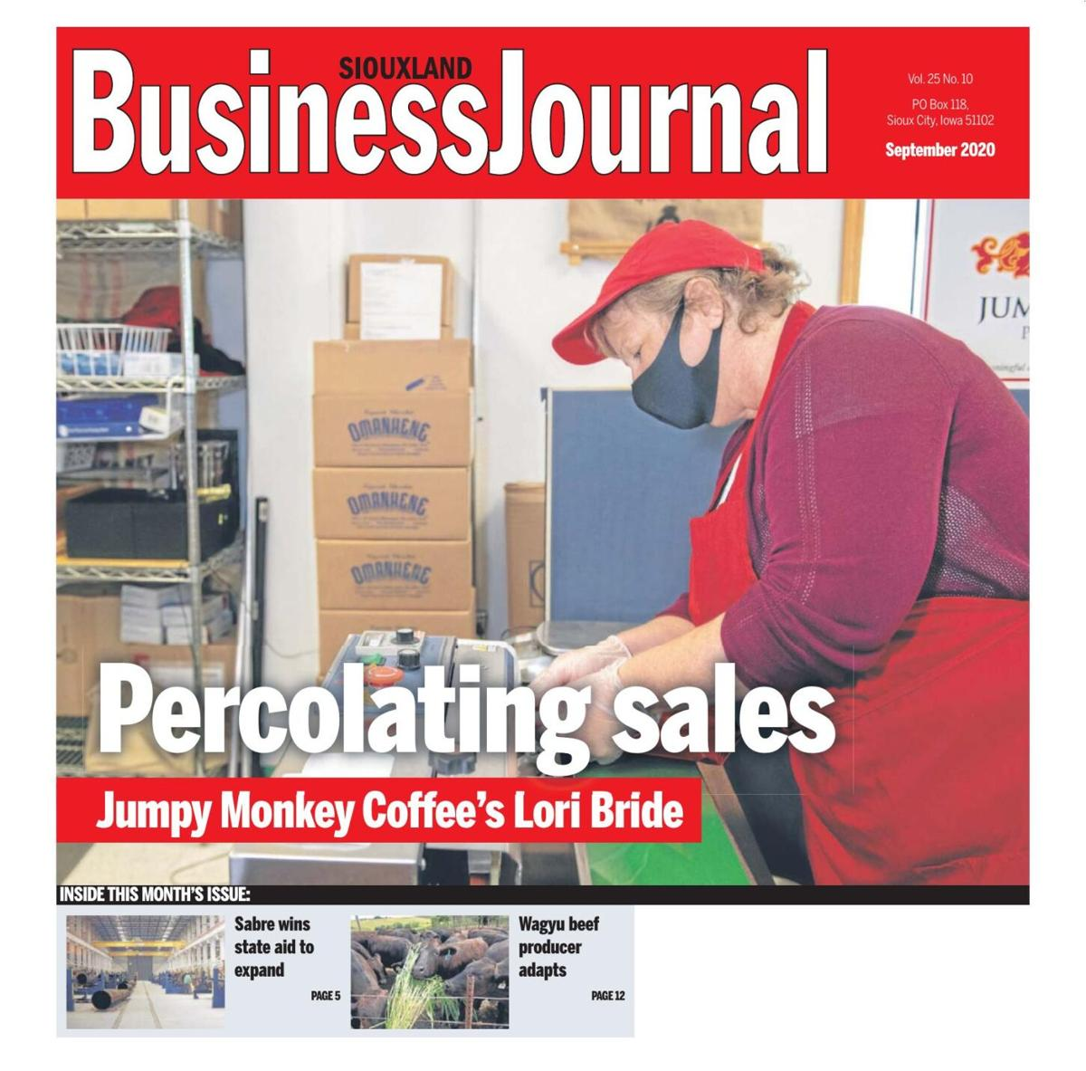 Business Journal - September 2020