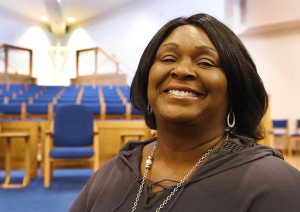 Gospel Singer Barbara Dean