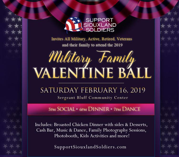 Military Valentine Ball