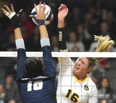 Volleyball NAIA Dordt vs. Columbia