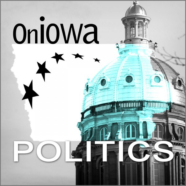 On Iowa politics bug