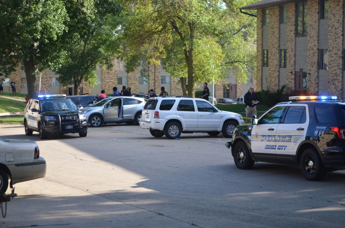 Riverview Apartments shooting