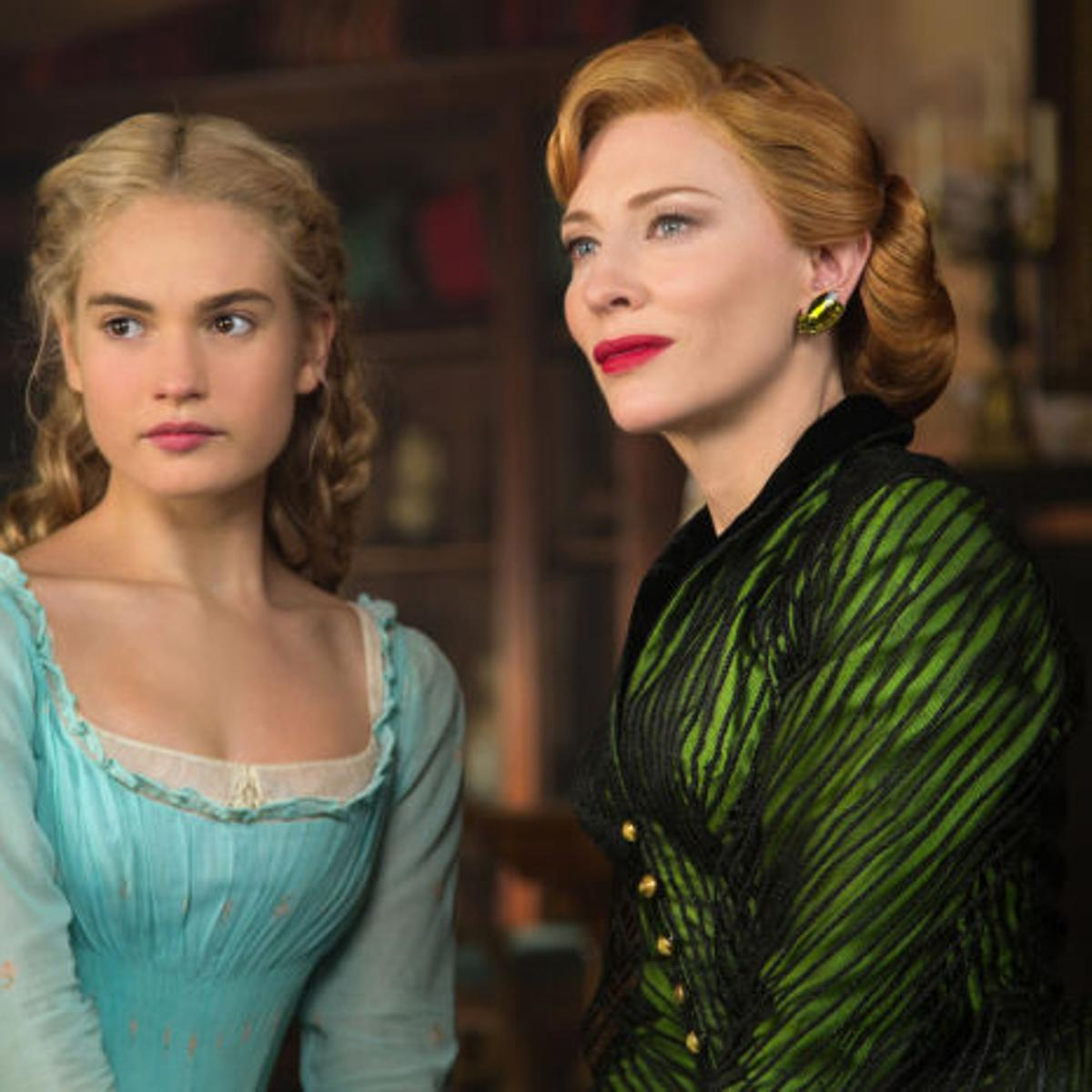 Review Cinderella Gets Much Of Its Magic From Cate Blanchett Movies Siouxcityjournal Com