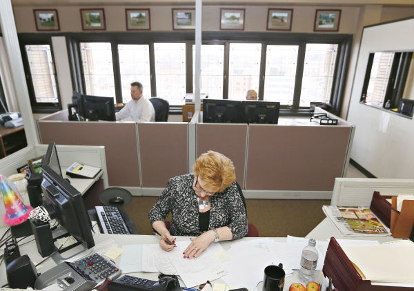 County Assessor office workers