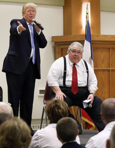 Donald Trump at Morningside College 5/16/15