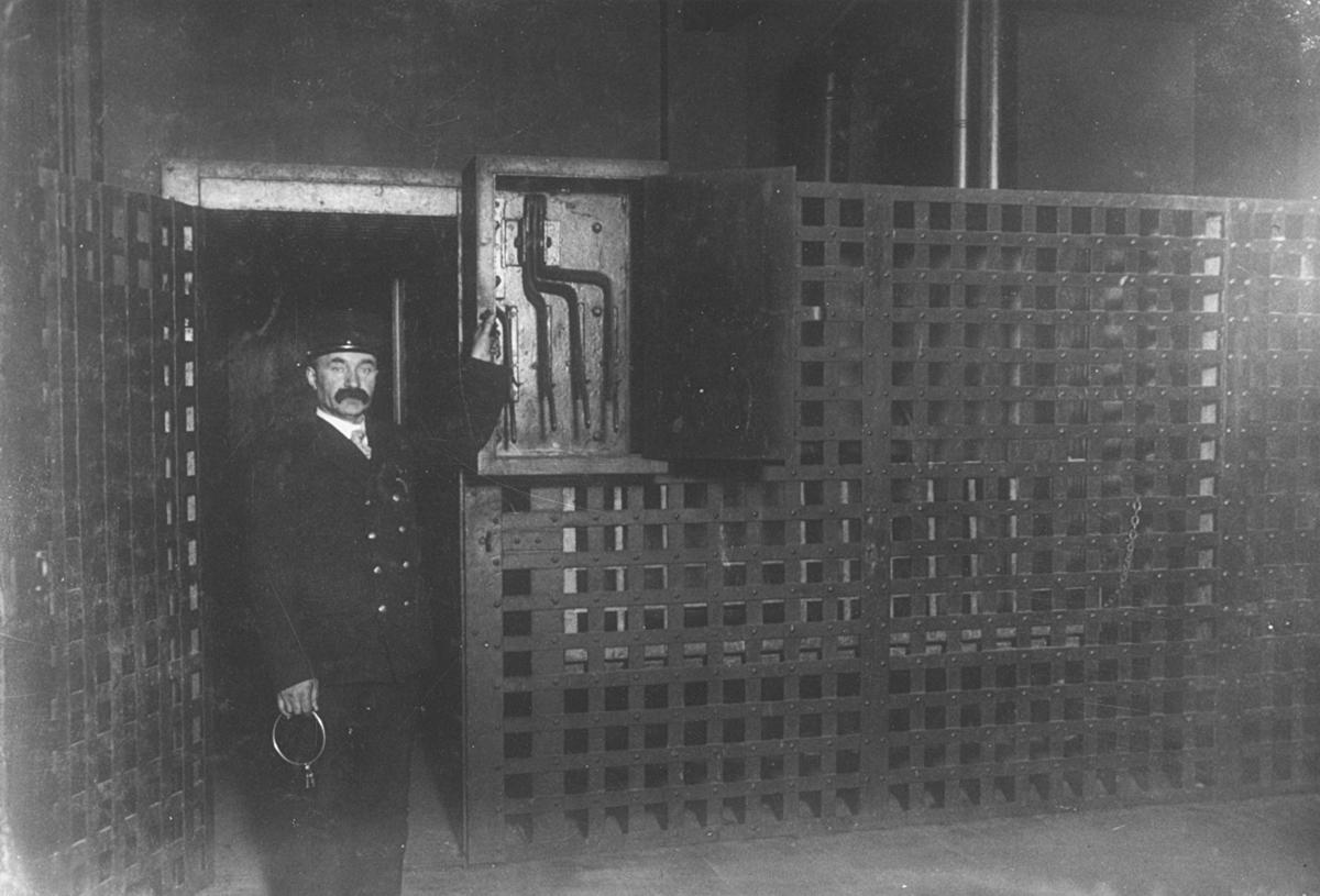Woodbury County Jail, 1894