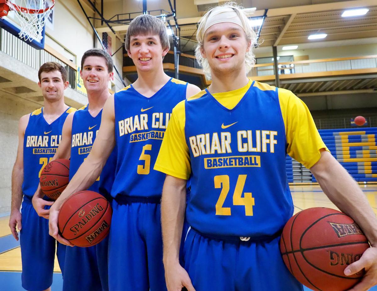 Briar Cliff basketball media day