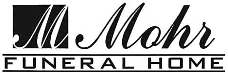 Obit-Mohr Funeral Home logo