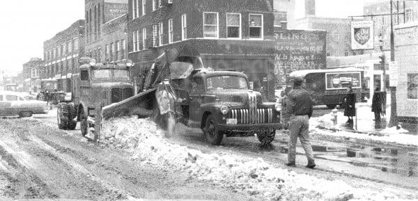 1950 snow removal