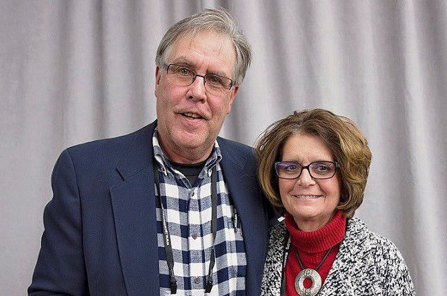Kevin and Terri Carstensen