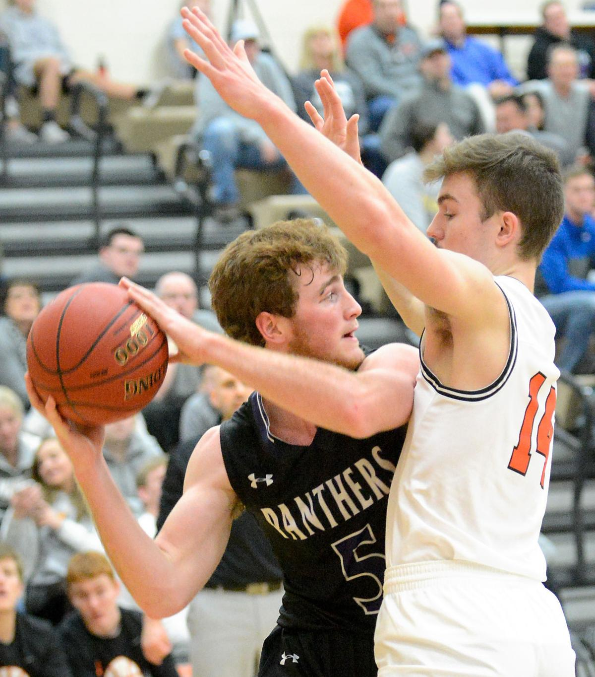 Dakota Valley at Sergeant Bluff-Luton Basketball