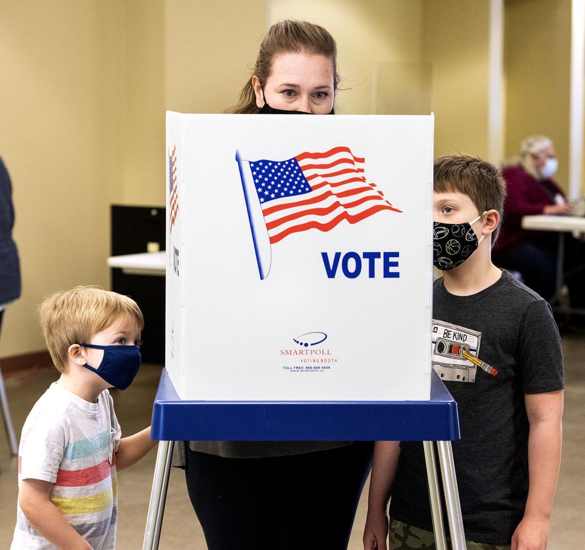 Satellite voting Woodbury #1